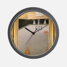 George Tub Wall Clock
