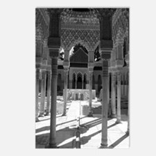 The Alhambra Postcards (Package of 8)