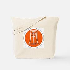 Kanji Wind Tote Bag