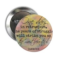 "Struggle Quote 2.25"" Button"