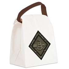 Come and Take It -III- Canvas Lunch Bag