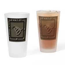Diamond CATI Plain Drinking Glass