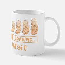 Baby Evolution Mug