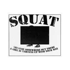 Squat Picture Frame