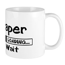 Diaper Loading Mug