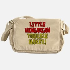 Little Hungarian Trouble Maker Messenger Bag