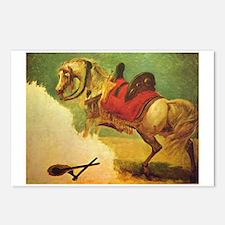 Antoine Jean Gros Postcards (Package of 8)