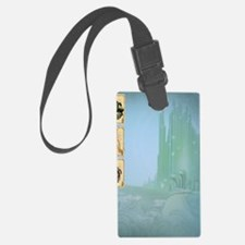 Emerald City Luggage Tag