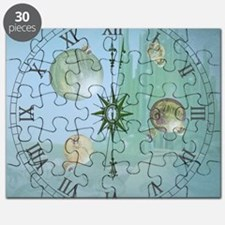 Eternal Oz Clock Small Puzzle