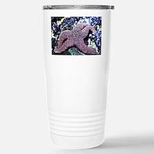 Star Fish, Pismo Beach, Stainless Steel Travel Mug