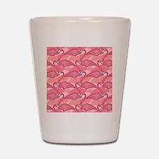 pinkflamingo_4464 Shot Glass