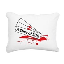 dexterSlice2D Rectangular Canvas Pillow