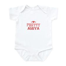 Amiya Infant Bodysuit