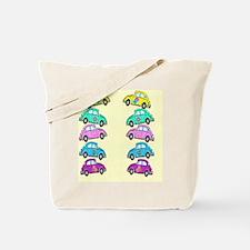 luv bug flip flops Tote Bag