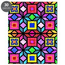 mosaic flip flops Puzzle