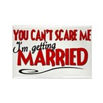 Getting Married Rectangle Magnet