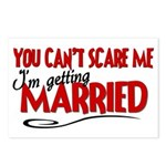 Getting Married Postcards (Package of 8)