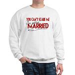 Getting Married Sweatshirt