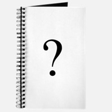 Unknown gender question mark Journal