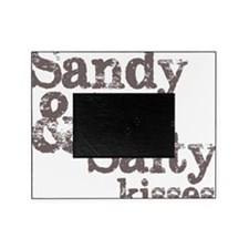 Sandy Toes Salty Kisses Picture Frame