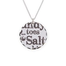 Sandy Toes Salty Kisses Necklace
