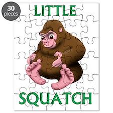 LITTLE SQUATCH Puzzle