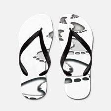 On My Way Flip Flops