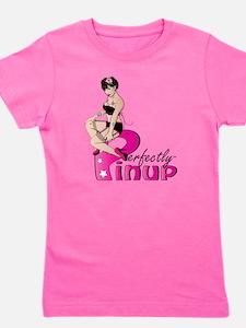 Perfectly Pinup Logo Girl's Tee