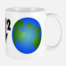 Down 2 Earth Mug