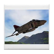F-4 Tile Coaster
