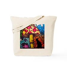Mushroom Dream Tote Bag