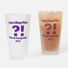Punctuation Drinking Glass