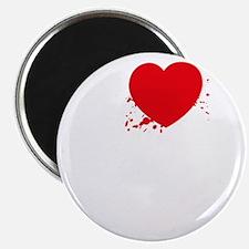 lovedexterIsaak1B Magnet