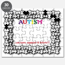 autism no two alike  Puzzle