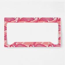 pinkflamingo_2940 License Plate Holder