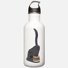 Black Antique Seal Mak Water Bottle
