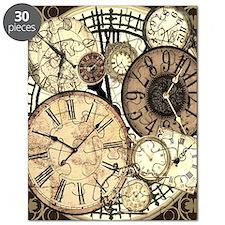 clock flip flops Puzzle