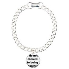 I Do Not Consent To Bein Bracelet