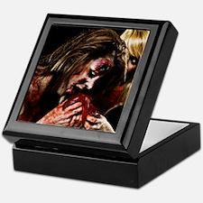 Crazy Zombie Girls Keepsake Box
