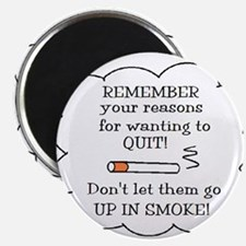 REASONS TO QUIT UP IN SMOKE Magnet