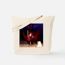 Dancing Spirits Tote Bag