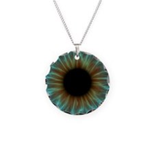 Eye, iris Necklace