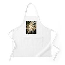 Domestic Cat Apron
