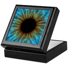 Eye, iris Keepsake Box