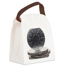 Film canisters Canvas Lunch Bag