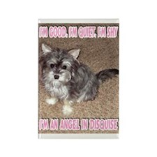 ANGEL in disquise Rectangle Magnet