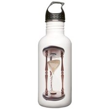 Cool Wood cutting Water Bottle