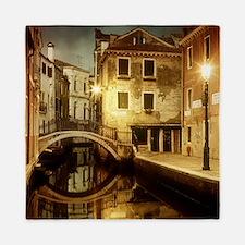 Dreaming Venice Queen Duvet