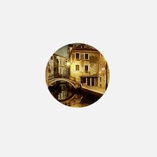 Dreaming Venice Mini Button