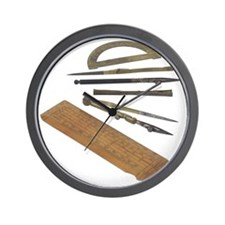 Instruments of measurement Wall Clock